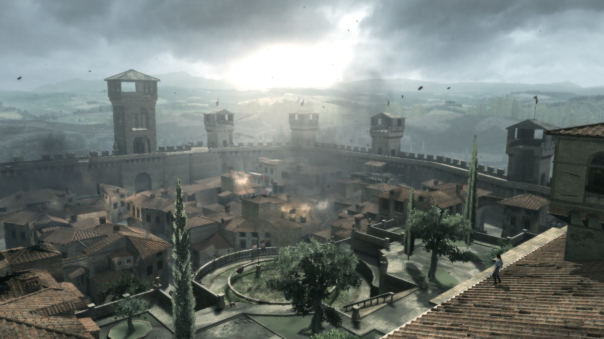 Turismo videogiochi Assassin's Creed
