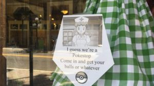 Pokemon Go marketing museale