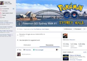 Eventi Pokemon Go città e musei
