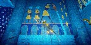 Uno screenshot tratto dal gioco Abzu di Giant Squid