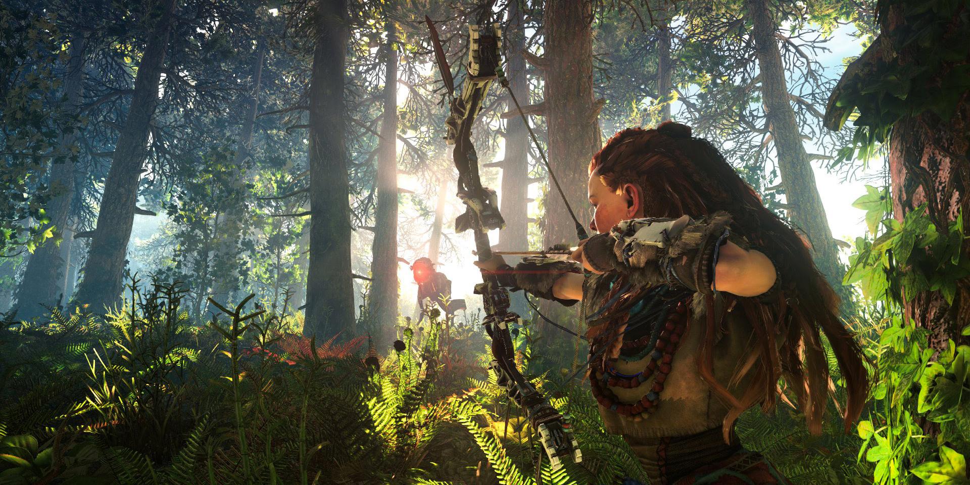 Horizon Zero Dawn di Guerrilla Games