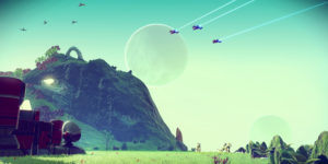 No Man's Sky di Hello Games