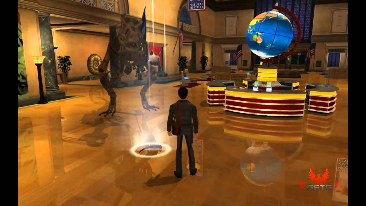 Smithsonian Museum video-game