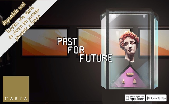 Past for Future museo taranto game cover