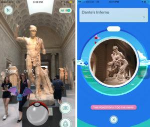Pokemon Go Musei Italia