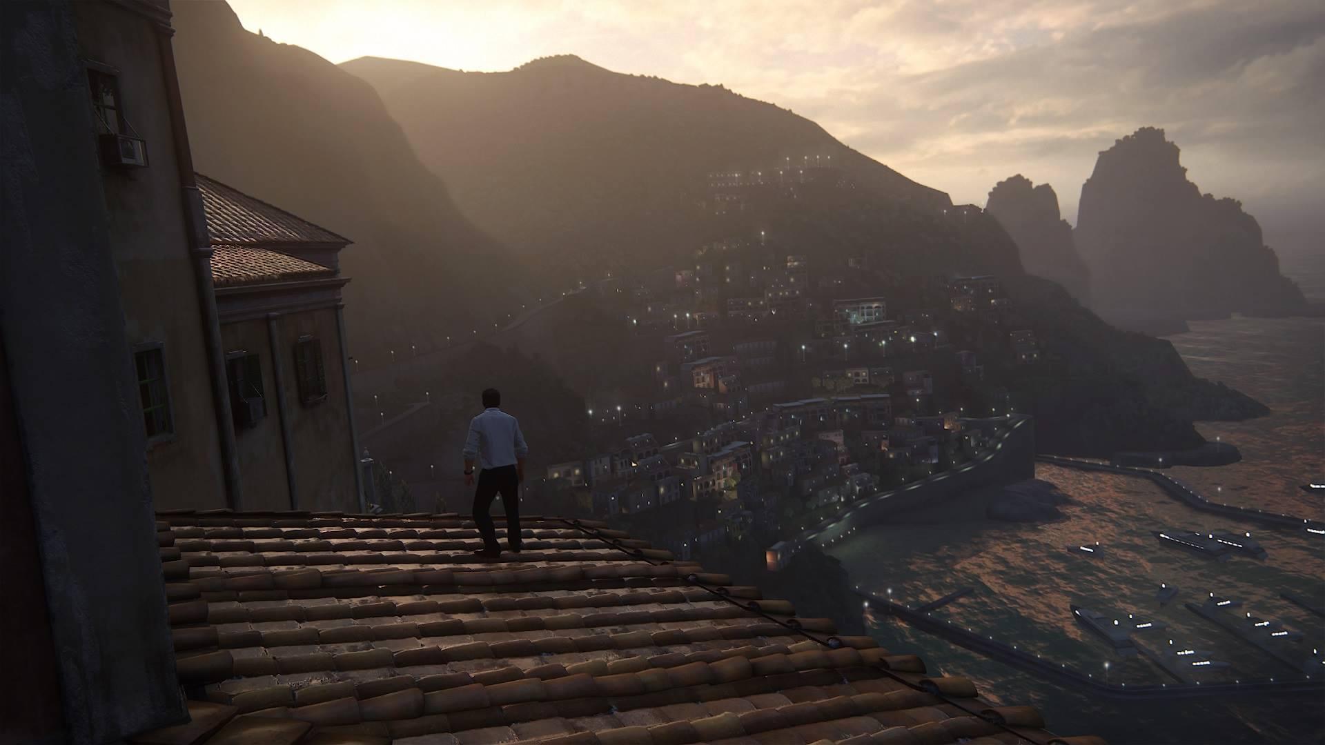 Uncharted II amalfi turismo