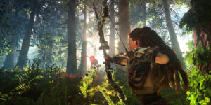 Horizon Zero Dawn di Guerrilla Games