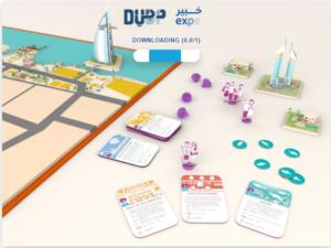dubai travel agent gamification
