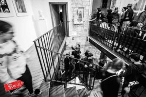 touplay notte al museo