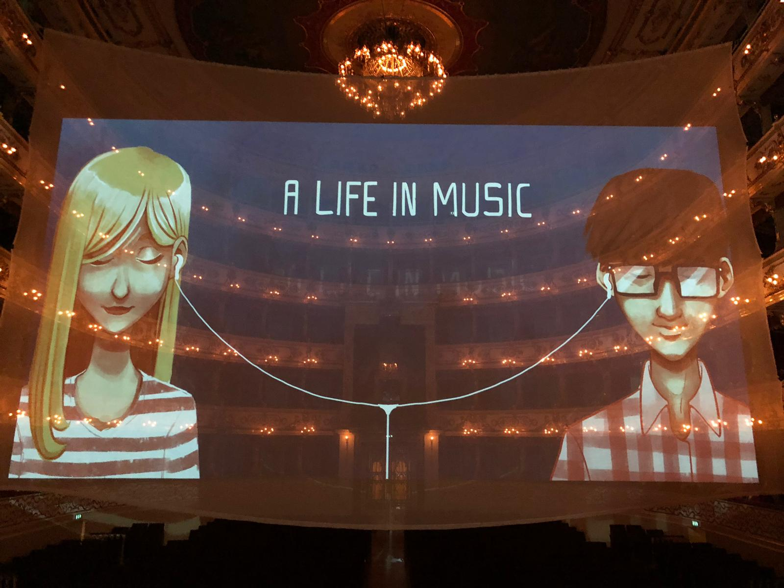 teatro regio parma videogame